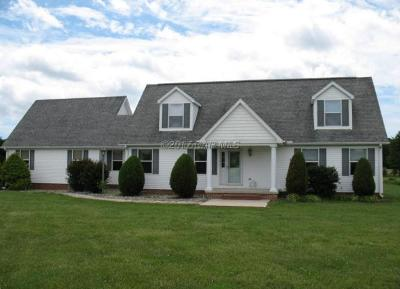 Snow Hill Single Family Home For Sale