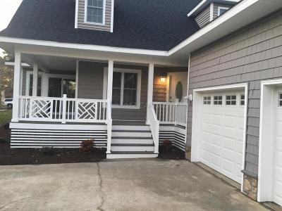 Ocean City Single Family Home For Sale: 10157 Queens Cir