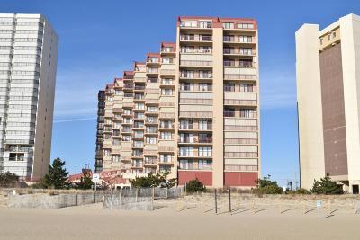 Ocean City Condo/Townhouse For Sale: 11200 Coastal Hwy #Suite 6