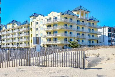 Ocean City Condo/Townhouse For Sale: 5901 Atlantic Ave #208