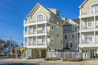 Ocean City Condo/Townhouse For Sale: 18 144th St #B