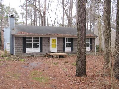 Ocean Pines Single Family Home For Sale: 47 Birdnest Dr