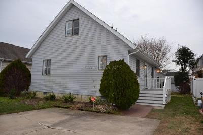 Ocean City Single Family Home For Sale: 509 Twin Tree Rd