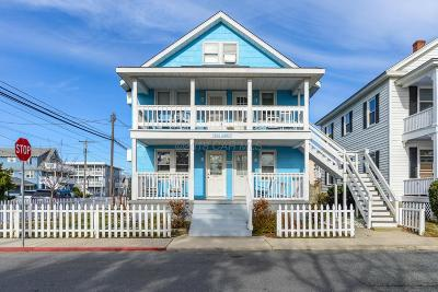 Ocean City Condo/Townhouse For Sale: 410 4th St #5