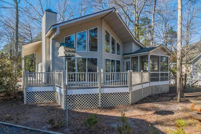 Ocean Pines Single Family Home For Sale: 15 Driftwood Ln