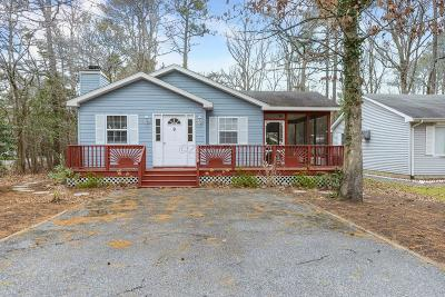 Ocean Pines Single Family Home For Sale: 9 Castle Dr