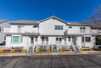 Ocean City Condo/Townhouse For Sale: 206 Hitchens Ave #16b
