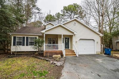 Ocean Pines Single Family Home For Sale: 3 Ash Ct