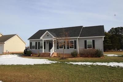 Willards Single Family Home For Sale: 7389 Richardson St