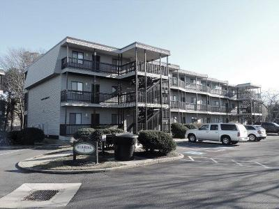 Ocean City Condo/Townhouse For Sale: 119 Old Landing Rd #205i