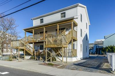 Ocean City Condo/Townhouse For Sale: 8602 Coastal Hwy #1n