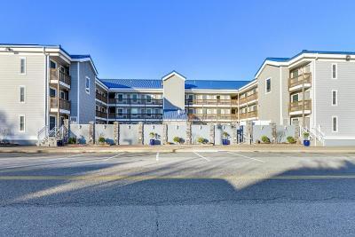 Ocean City Condo/Townhouse For Sale: 14001 Coastal Hwy #224