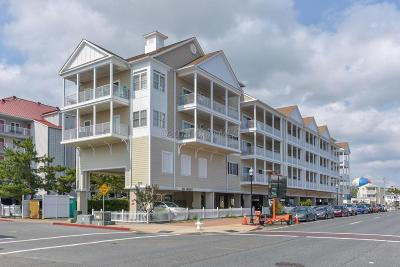 Ocean City Condo/Townhouse For Sale: 200 Wicomico St #105