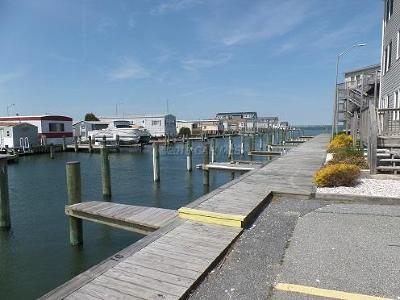 Ocean City Condo/Townhouse For Sale: 120 53rd St #O201