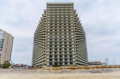 Ocean City Condo/Townhouse For Sale: 11500 Coastal Hwy #1408