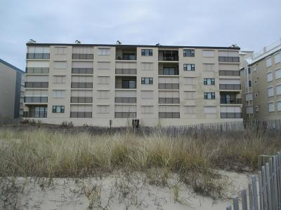 Ocean City Condo/Townhouse For Sale: 3903 Atlantic Ave #502