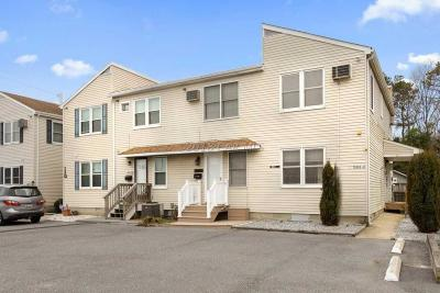 Ocean City Condo/Townhouse For Sale: 13803 Sinepuxent Ave #D