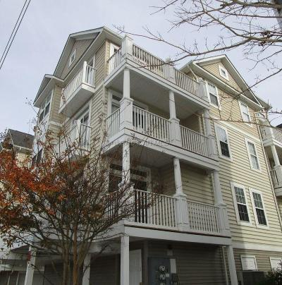 Ocean City Condo/Townhouse For Sale: 14400 Coastal Hwy #C1