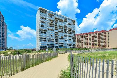 Ocean City Condo/Townhouse For Sale: 11100 Coastal Hwy #1106