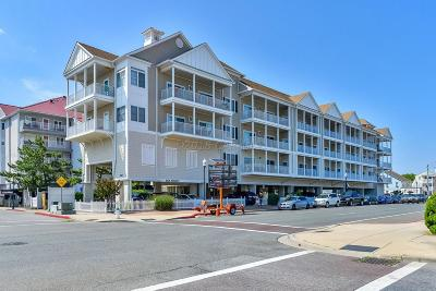 Ocean City Condo/Townhouse For Sale: 200 Wicomico St #202