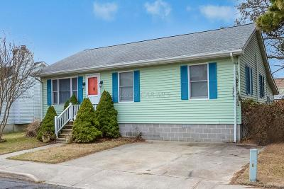 Ocean City Single Family Home For Sale: 9307 Mediterranean Dr