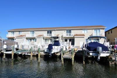 Ocean City Condo/Townhouse For Sale: 723 Mooring Rd #''B''