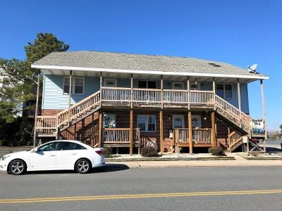 Ocean City Condo/Townhouse For Sale: 14211 Dukes Ave #4