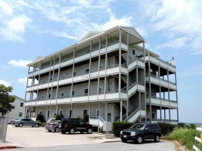 Ocean City Condo/Townhouse For Sale: 113 79th St #4