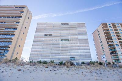 Ocean City Condo/Townhouse For Sale: 10000 Coastal Hwy #1604