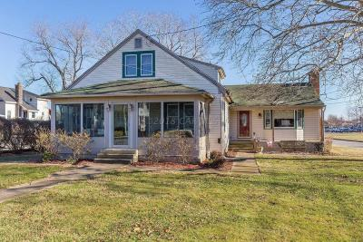 Berlin Single Family Home For Sale: 602 Williams St