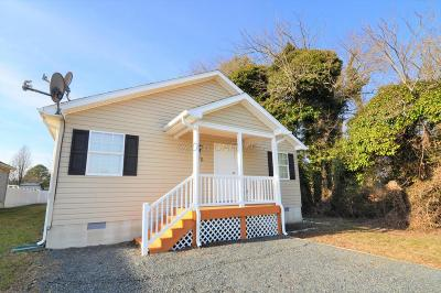 Berlin Single Family Home For Sale: 206 Decatur St
