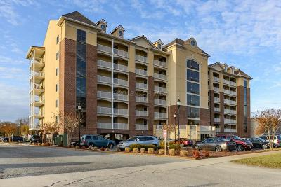 Salisbury Condo/Townhouse For Sale: 530 Riverside Dr #307
