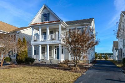Berlin Single Family Home For Sale: 12145 Snug Harbor Rd