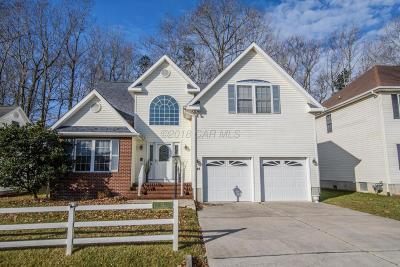 Ocean Pines Single Family Home For Sale: 44 Hingham Ln
