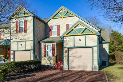 Berlin Condo/Townhouse For Sale: 247 Mumfords Landing Rd Rd