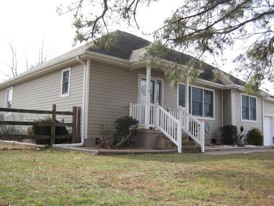 Berlin Single Family Home For Sale: 11750 Riverview Dr