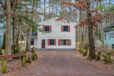 Ocean Pines Single Family Home For Sale