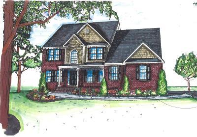 Salisbury Single Family Home For Sale: Lot 8 Arabian Dr
