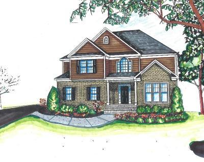 Salisbury Single Family Home For Sale: Lot 39 Appaloosa Dr