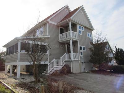 Ocean City Single Family Home For Sale: 729 N Surf Rd