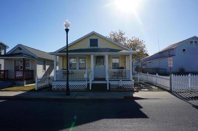 Ocean City Single Family Home For Sale: 103 S Saint Louis Ave
