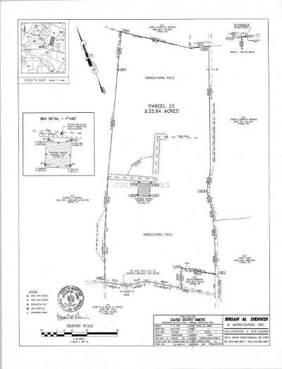 Berlin MD Residential Lots & Land For Sale: $249,900