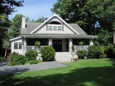Salisbury Single Family Home For Sale: 1012 Riverside Dr