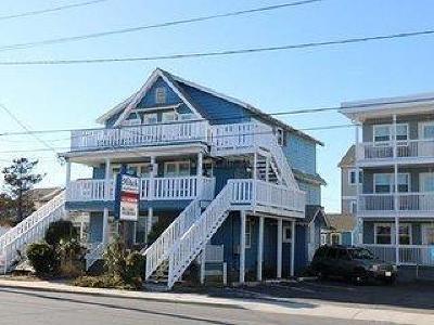 Ocean City Condo/Townhouse For Sale: 407 Saint Louis Ave #D