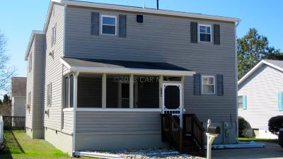 Ocean City Single Family Home For Sale: 715 Anchor Chain Rd