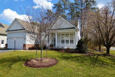 Ocean Pines Single Family Home For Sale: 2 Annapolis Ct