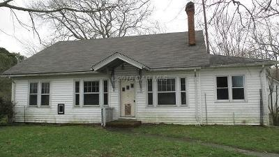 Berlin Single Family Home For Sale: 10498 Worcester Hwy