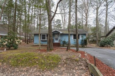 Ocean Pines Single Family Home For Sale: 6 Sailors Way