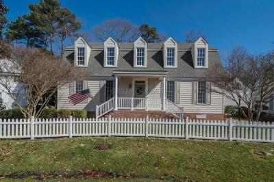Ocean Pines Single Family Home For Sale: 1110 Stones Run
