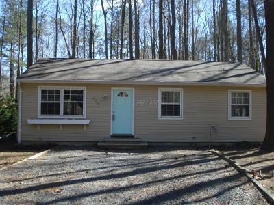 Ocean Pines Single Family Home For Sale: 226 Ocean Pkwy